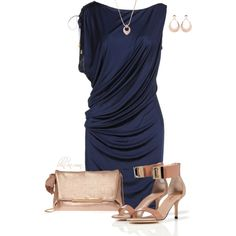 Dinner at the White House by bln-in-mn on Polyvore