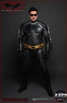 """I do not ride a motorcycle, but I still want this """"Batman Begins"""" Leather Nomex Motorcycle Survival Suit for reasons."""