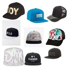 """Hat party ✨"" by brain-cosand ❤ liked on Polyvore featuring BOY London, Kill Brand, Forever 21, Coal, Ashley Stewart, Billabong and Brixton"