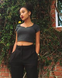 """Amandla Stenberg, Actress  Age: 16 Why she's cool: Though Stenberg's feminist ideals may come in the form of Instagram comments, the """"Hunger Games"""" actress promotes intersectional feminism with the wisdom of women twice her age."""