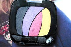 L'Oréal Paris Color Riche Les Ombres paletka - KAMzaKRÁSOU.sk