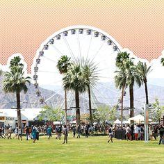 Day two @Coachella. Let's do this! #coachella2016 #festivalseason
