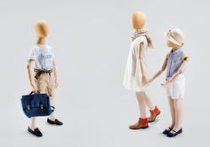 OLD MODERN KIDS - collection with new understanding of Vintage style.