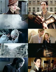 The Pianist. BEST. MOVIE.