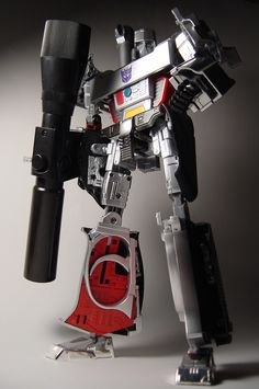 Transformers Masterpiece MP-05 Megatron