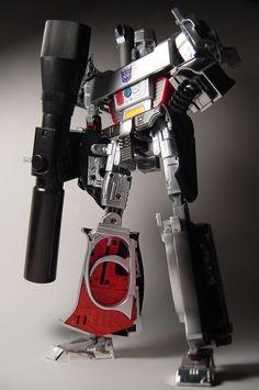 Transformers Masterpiece MP-05 Megatron