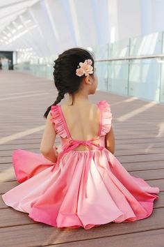 Sonora Dress, 18 mois-10 ans
