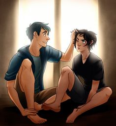 IM PINNING WAY TOO MUCH PJO STUFF!!!! sorry not sorry!