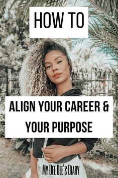 How To Determine A Career That Matches Your Purpose. Do you know if your career aligns with your purpose in life? Your purpose is bigger than you and you should have a purpose driven career to match. Click through to learn if your career path is right for Finding Purpose, Life Purpose, Life Advice, Career Advice, Self Development, Personal Development, Professional Development, Building Self Confidence, Brain And Heart