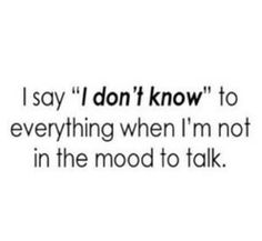 Image via We Heart It https://weheartit.com/entry/146509071/via/15026929 #everything #i #know #not #say #to #when #don't