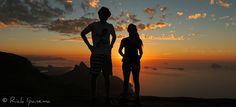 Amanhecer - Dawn - Pedra Bonita - Rio de Janeiro | Flickr: Intercambio de fotos