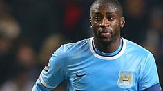 Toure confirms future is at Man City Manchester City, Premier League, Football, Future, Soccer, Futbol, Future Tense, American Football, Soccer Ball
