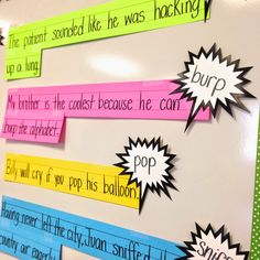 Life in First Grade: Teaching Onomatopoeia with Batman (And TCR!)