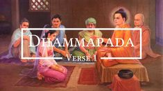 ☸️ Dhammapada Verse 1 With Story & Amazing Buddhist Art ☸️ Buddhist Philosophy, Spiritual Development, Buddhist Art, How Are You Feeling, Make It Yourself, Feelings, Amazing, Youtube, Buddha Art
