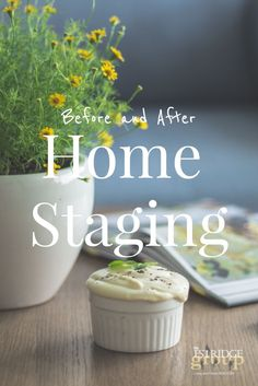 Before and After #HomeStaging | TheEstridgeGroup.com