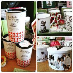 Das Tee-Wetter ist da.. Alles was man braucht steht bei uns. Tee von #theenglishteashop  lecker weiche Fudge in wundervollen Dosen und den richtigen Pott dazu!  #WisteriasRoom #potsdam #berlin #shoplocal #british #light #living #accessory #decoration #interiordesign #scentedcandle #gifts #instahome #fashion #towel #pillow #design #creative #shabbyhomes #englishteashop