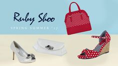 Ruby Shoo, Ladies Footwear, Campaign, Fall Winter, Spring Summer, Content, Medium, Grey, Check