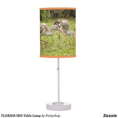 FLORIDA IBIS Table Lamp