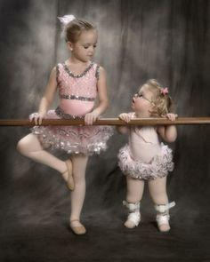 Ballerinas...too cute!