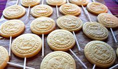 Amor&Kartoffelsack: Teig für Keksstempel - Plätzchenteig