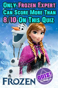 Disney Princess Quiz, Disney Quiz, Princess Anna, Frozen Quiz, Disney Frozen, The Embrace, Trivia Quiz, Lilo And Stitch, Disney Cartoons