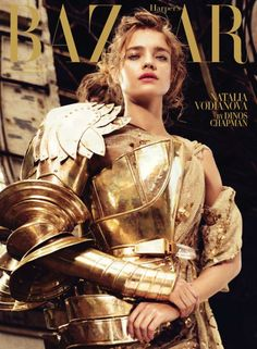 Rosie Huntington-Whiteley Wears White Hot Dress for Vogue Turkey August 2014 Cover