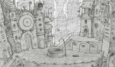 广场|阿道夫·拉克曼