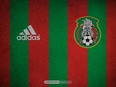 #Wallpaper #Rayas #LigraficaMX #DiseñoyFútbol • @Selección Mexicana #ContigoSiempre