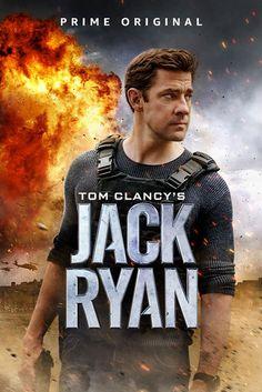 Ekran Başına... John Krasinski Başrolündeki Tom Clancy's Jack Ryan Dizisinden İlk Fragman!   @jackryanamazon  @PrimeVideo  #JackRyan #johnkrasinski @JohnKrasinski