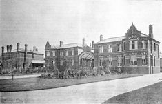 Camberwell Constance Road married couples block, c.1896. © Peter Higginbotham