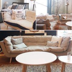 Suvi-sohva joka kutsuu luokseen! #sisustusidea #sisustaminen #sisustusinspiraatio #askohuonekalut #sisustusidea #sisustusideat #sisustus #vantaa #porttipuisto