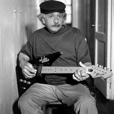 Albert Einstein Steine Einsteinium Alte Fotos Zitate Musikinstrumente Physiker Rock