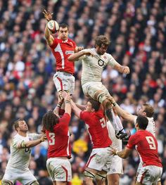 Top ten things we noticed during Wales' Triple Crown win against England