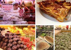 """Emilia Romagna food - """"O que comer em Emilia Romagna: pratos típicos"""" by @Alexandra Aranovich"""