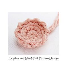 Ravelry: Free Tutorial Large Chunky Buttons pattern by Sophie and Me-Ingunn Santini Crochet Buttons, Lace Cardigan, Large Buttons, Ravelry Free, Crochet Flowers, Appreciation, Crochet Patterns, Pure Products, Things To Sell