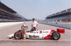 f1 The story of 1994 Indy 500 - the year Mercedes and Penske built an engine for one race.