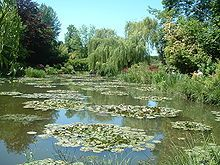 Giverny, hometown of Monet, France