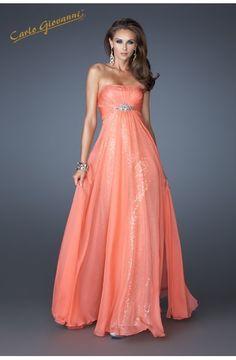 vestido largo graduación- EEVL188708B
