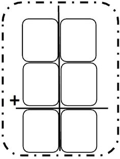 a variety of symmetrical and non-symmetrical figures