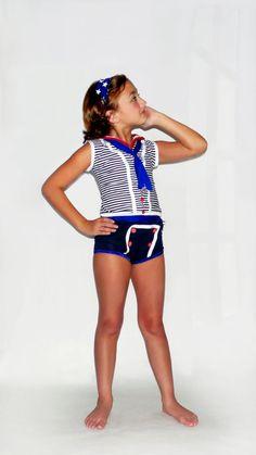 2015 Little Skipper swim bathing suit bikini by TurtleSoupCompany Soup Company, Turtle Soup, Beach Bum, Rash Guard, Bathing, Swimming, Suit, Trending Outfits, Bikinis