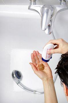 Haare waschen mit roh-veganem Shampoo von Morrocco Method