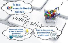 Într-o eră în care aproape toată populația are acces la internet, iar cumpărăturile online au devenit o obișnuință, platforma de marketing afiliat, SBA Total, îți oferă oportunitatea de a-ți mări veniturile cu minimum de efort.Cum este posibil? Primul pas pe care trebuie să îl faci este să te înscrii ca și colaborator pe platforma SBA Total! Acolo găsești toate informațiile necesare care te vor ajuta să câștigi bani în cel mai scurt timp.