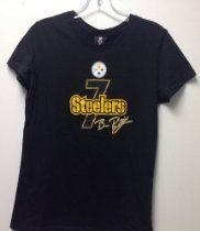 Pittsburgh Steelers NFL Team Apparel Short Sleeve TSHIRT Ladies Size M //  Description Ladies TSHIRT Made by VF Imagewear makers of Majestic and other nationally known brands. Officially Licensed These are brand new samples from the Majestic fashion showroom. Some shirts may be Fall 2013 collections but most are Spring 2014 or Fall 2014. So you would be the first to have a new collection clothing// read more >>> http://Nesbitt557.tca9.com/detail3.php?a=B00JGZ09OC