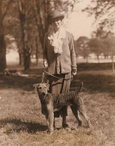 Concours Canine du Kennel Club of America Show c. 1923