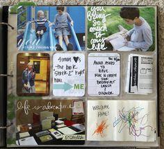 word art on photos