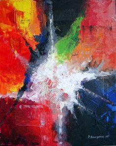 ...abstract art!