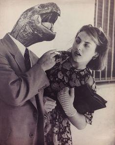 "Photomontage ""Amor sin ilusión"", 1950 by Grete Stern"