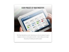 2 Social Media Apps, Create Yourself, Projects, Log Projects, Blue Prints