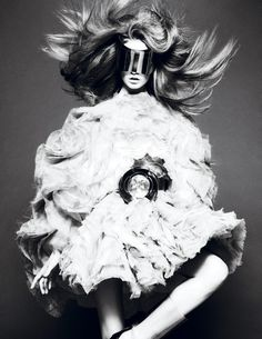 Back To The Future   Mert & Marcus #photography   Interview Magazine September 2012