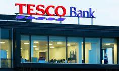 Milhares de contas bancárias da Tesco Bank comprometidas no Reino Unido